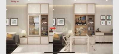 Sở hữu ngay căn hộ gần TT Q8, bàn giao full nội thất thông minh, 2PN giá siêu rẻ.
