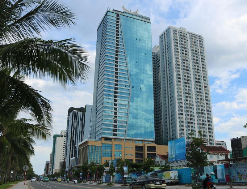 Tổ hợp căn hộ chung cư cao cấp 5 sao tại Biên Hòa