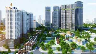 Vincity Gia Lâm chính thức ra mắt chung cư, biệt thự.