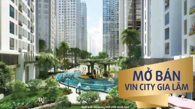 Ra mắt siêu dự án Vincity Gia Lâm, dự án lớn nhất khu vực.