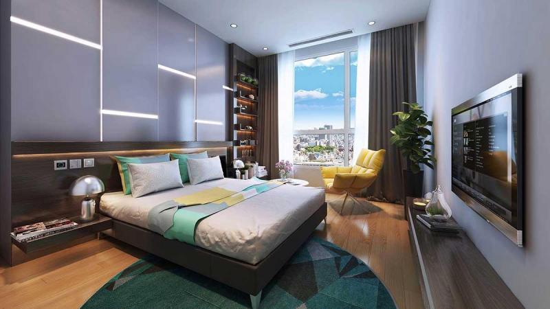 Cần bán căn hộ 2 mặt góc tòa A, tầng 10 chung cư Trần Hưng Đạo