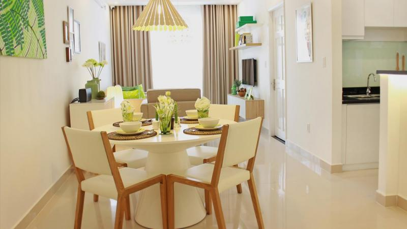 07 bán căn hộ chung cư xanh, hướng Bắc, TP. Hạ Long