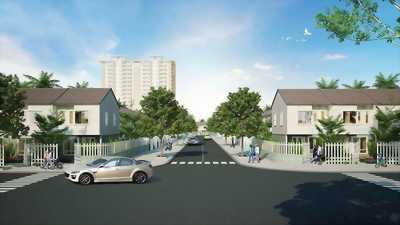 Bán nhà  phố khu đô thị mới Detaco Nhơn Trạch