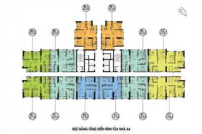 Bán chung cư An Bình City 234 Phạm Văn Đồng