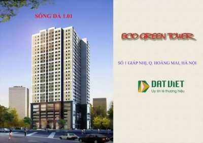 HOT Chung Cư Eco Green Tower GIÁP NHỊ