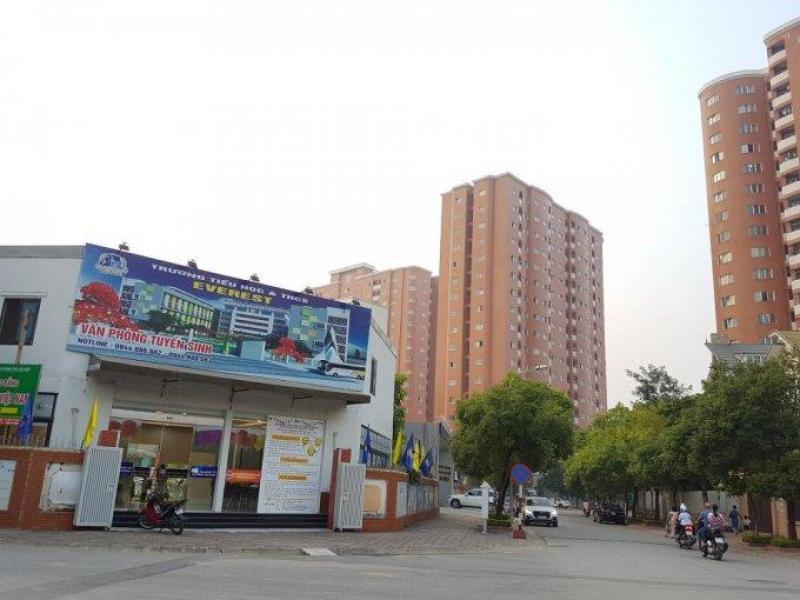 Cần cho thuê căn hộ chung cư 106 Hoàng Quốc Việt