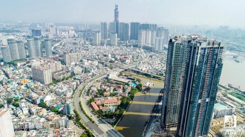 Mở bán đất nền biệt thự nhà phố bên sông Sài Gòn