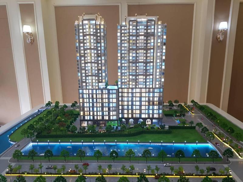 Bán căn hộ officetel 1.5 tỷ Nguyễn Thị Thập
