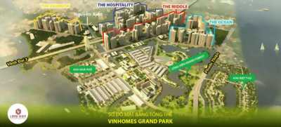 Dự án hot nhất 2019 Vinhomes Grand Park quận 9