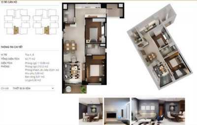 Cần bán căn hộ Rivera Park 2, Q10