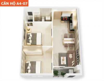 Bán căn hộ Toky Towner Quận 12, giá 850 triệu/căn