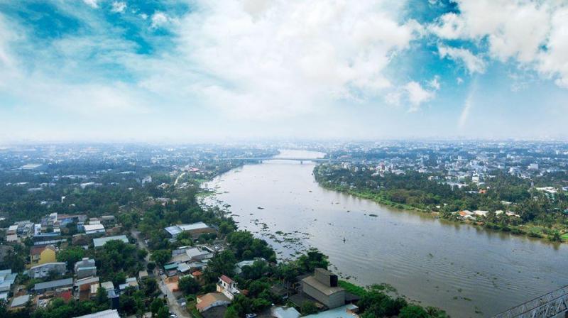 Nhận giữ chổ Dự án Hot Vista River-Ven Sông SG 660tr.