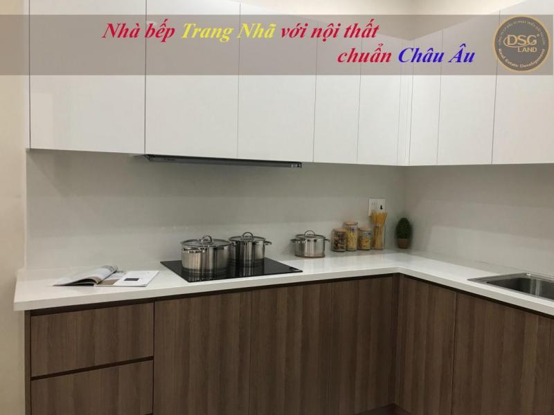 Căn hộ Resort 3 mặt tiền giá tốt Quận 2