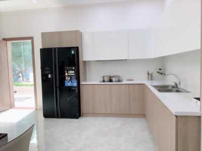 Homyland 3, 75m2, 2PN full nội thất hoàn chỉnh, ân hạn nợ và lãi ưu đãi 12 tháng