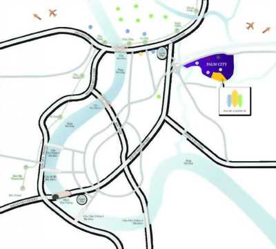 Shop house & 200 căn hộ đẹp nhất Palm Garden - G2 chính thức mở bán 19/5, CK lên đến 5%, thanh toán 1%/tháng