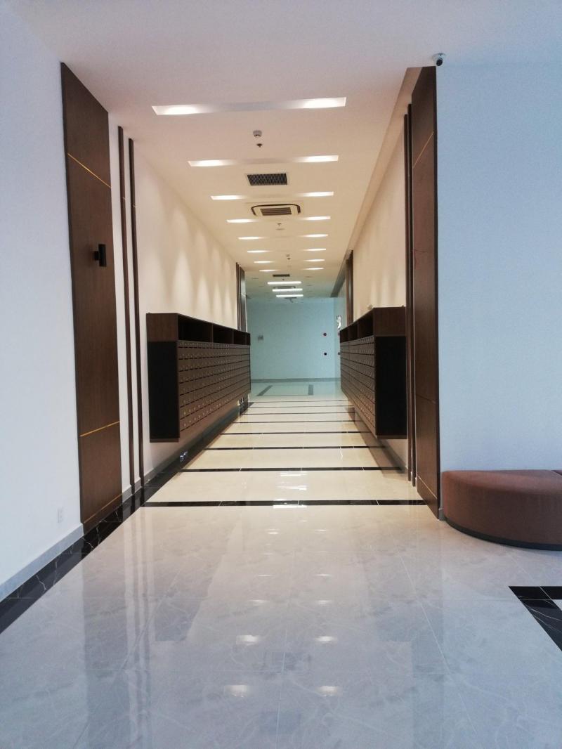 Cho thuê căn 64m2 2PN 2WC Centana TT, nhà mới 100% view hồ bơi . Giá 12 triệu/tháng