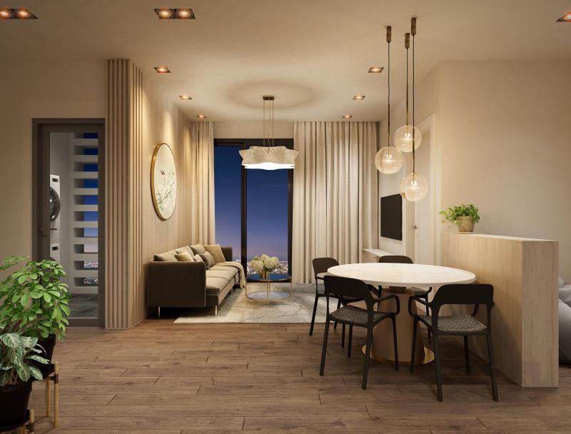 D homme hồng bàng. Trung tâm mới của chợ lớn, chung cư đáng sống nhất q6
