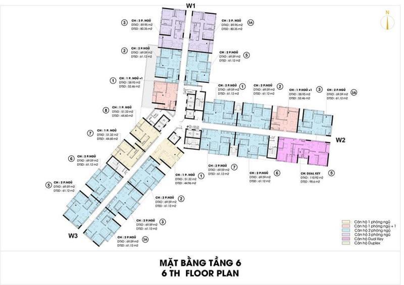 Chung Cư cao cấp Dhomme 1PN, 765 Hồng Bàng, Quận 6 giá 2 tỷ 940 LIÊN HỆ 0906861505
