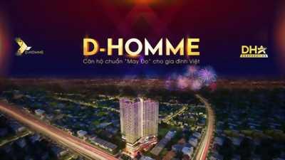 Mở bán D-Homme mặt tiền Hồng Bàng Q6 CK 5%-20% ngày mở bán booking 50 triệu/căn đẹp nhất 0906861505