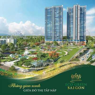 Bán căn hộ Eco Green Saigon Quận 7 mặt tiền