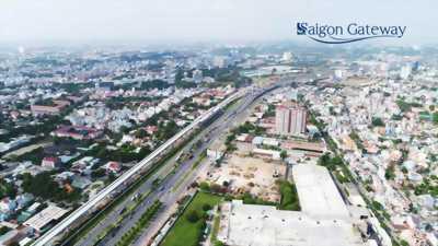 Căn hộ cao cấp ngay mặt tiền Xa lộ Hà Nội