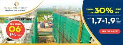 Mở bán 50 căn hộ cuối cùng Him Lam Phú An giá 1,7 tỷ/căn