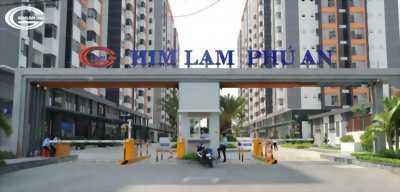 Cần tiền bán hoà vốn căn hộ Him Lam Phú An D-06-12 giá 1.95 tỷ 69m2, 2PN, 2WC. Lh 0938940111