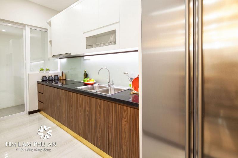 Chính chủ cần cho thuê căn hộ D- 13 - 12 (tầng 13) giá 6.5 tr/th, Him Lam Phú An, LH 0938940111