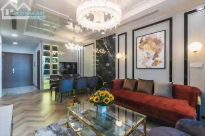 Bán căn hộ Landmark 81, 2 phòng ngủ, 78m2, căn góc, full nội thất