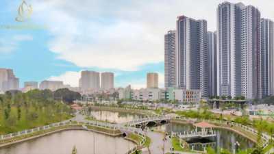 Chỉ với 2.6 tỷ. Sở hữu ngay căn hộ 3 ngủ cao cấp tại Hồ Tùng Mậu. 100m2, view quảng trường