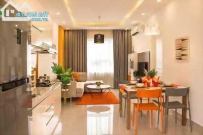 Căn hộ giá rẻ quận Bình Tân - 1ty5 2PN + 1 WC