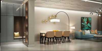 Bán căn chung cư vinhomes 3 phòng ngủ, full đồ, view hồ