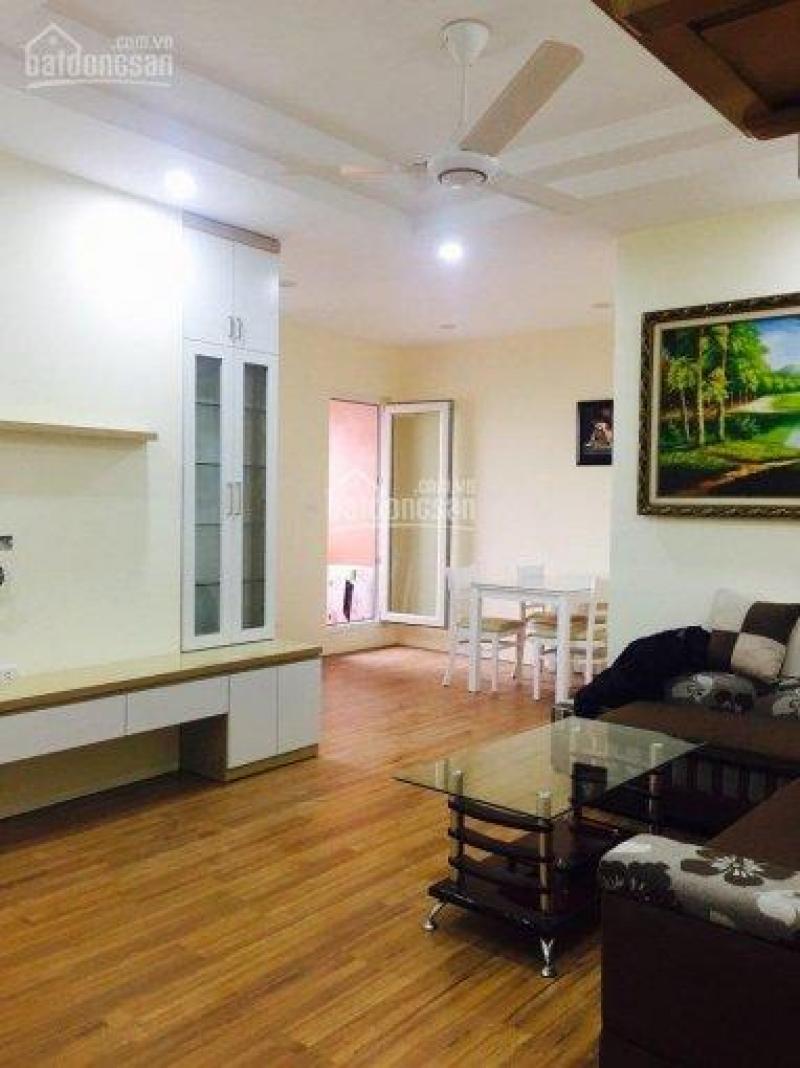 Cho thuê căn hộ 106 Hoàng Quốc Việt giá rẻ nội thất đầy đủ