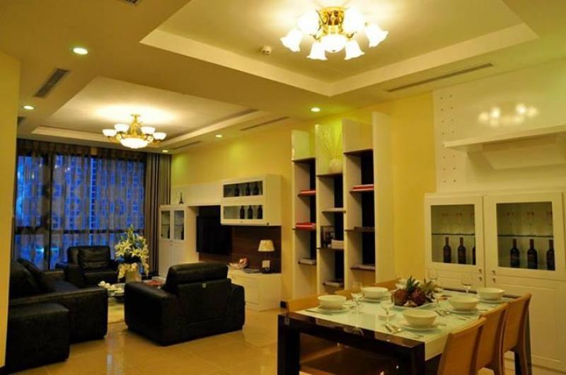Cho thuê gấp căn hộ cao cấp Tràng An Complex