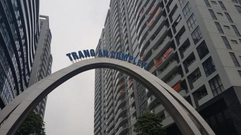 Cần bán căn hộ Tràng An Complex căn 3PN, 100m2.