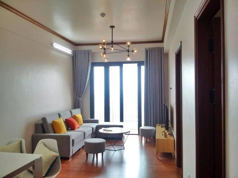 Chính chủ cho thuê gấp căn hộ CC Hoàng Quốc Việt, đầy đủ nội thất, mới tinh