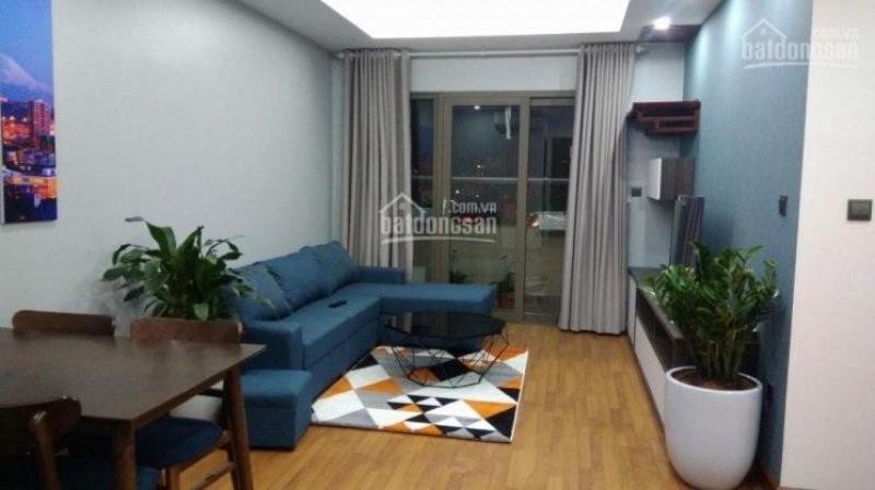 Cho thuê căn hộ chung cư Home City 177 Trung Kính, DT 72 m2, 2 PN, đủ đồ. LHTT 0917851086