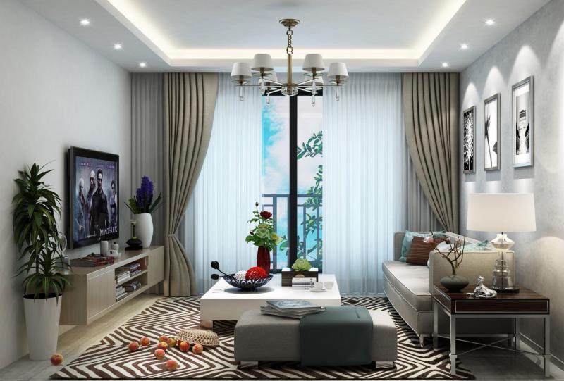 Cho thuê căn hộ cao cấp tại Trung Tâm thành phố Đà Nẵng
