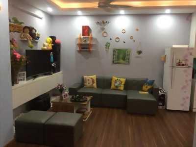 Hot !!! Chung cư mini Nguyễn Văn Cừ - Bồ Đề. Full nội thất