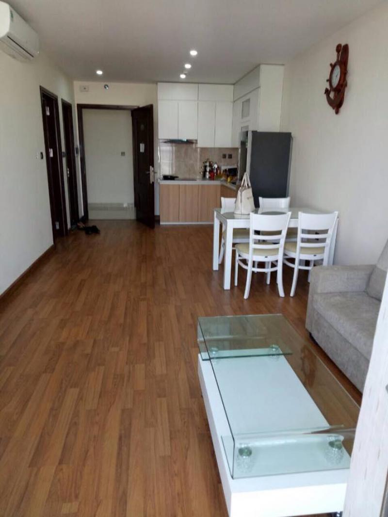 Căn hộ cho thuê khu CC Mỹ Đình nội thất VIP, giá rẻ