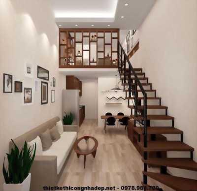 Chính chủ bán căn hộ có lửng La Cosmo MT Nguyễn Thái Bình, DT: 63 m2, lửng 40m2 giá thấp nhất thị trường