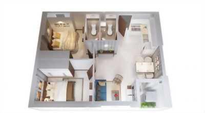 Cần bán gấp căn hộ Idico, Q.Tân Phú.Diện tích 62m2