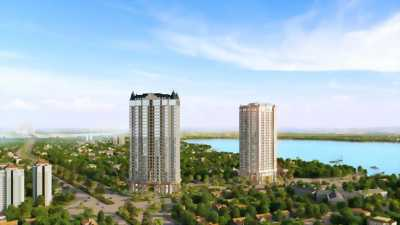 Bán căn hộ chung cư tại Dự án D' EL Dorado, Tây Hồ, Hà Nội