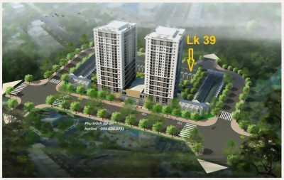 Bán căn hộ chung cư 319 Bồ Đề Long Biên vị trí cực đẹp