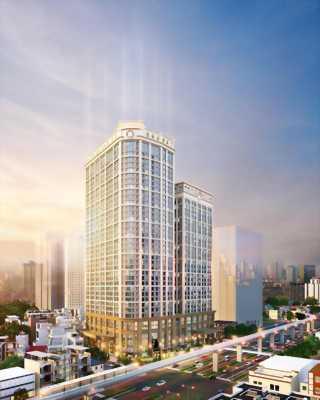 Mở bán căn hộ cao cấp tại trung tâm Hà Nội