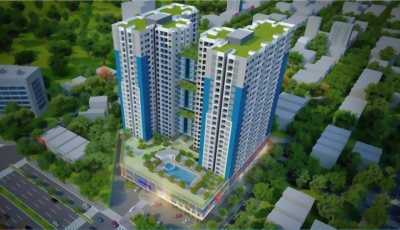 Chỉ 1,1 tỷ là có thể sở hữu căn hộ trung tâm