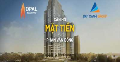 Căn hộ Opal Boulevard trên mặt tiền đường Phạm Văn Đồng