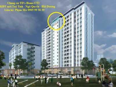 Chung cư CT2 - KĐT mới Tuệ Tĩnh - ngân sách phù hợp