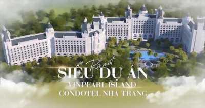 Ra mắt dự án căn hộ Condotel Vinpearl Hòn Tre-Nha Trang.