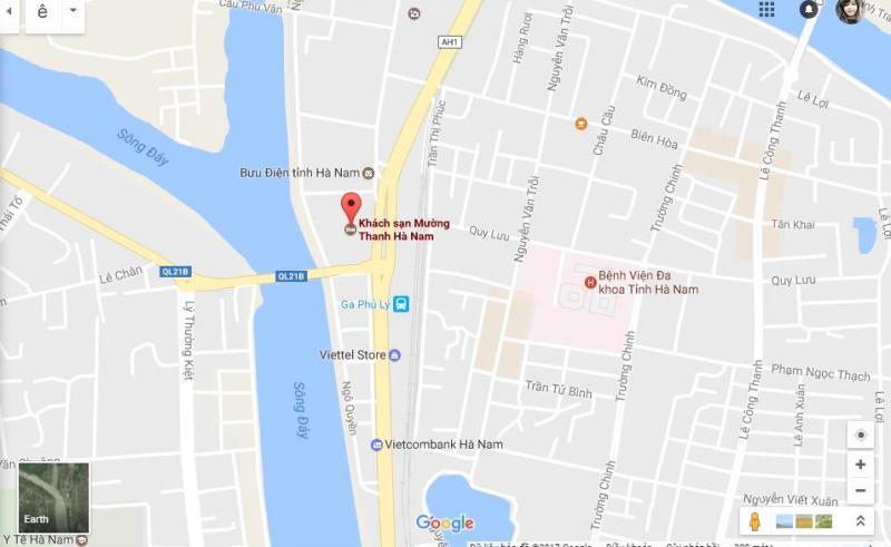 Bán căn hộ chung cư cao cấp Mường Thanh Hà Nam